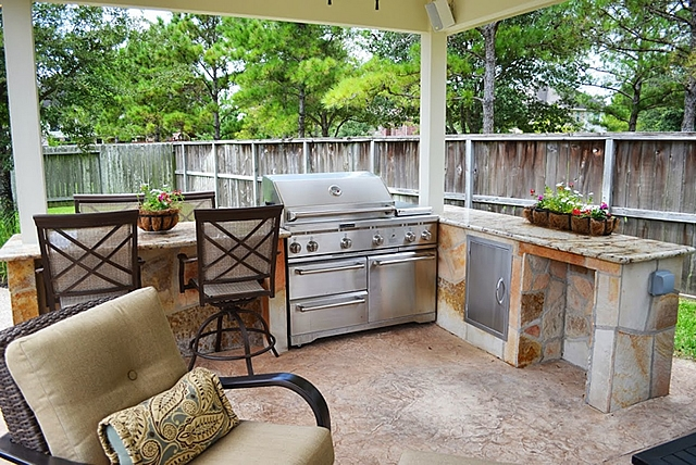 photo gallery outdoor kitchens