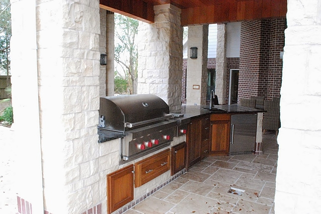 Personal Touch Landscape   Outdoor Kitchen 30