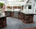 Personal Touch Landscape - Outdoor Kitchen 06