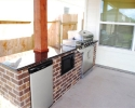Personal Touch Landscape - Outdoor Kitchen 12