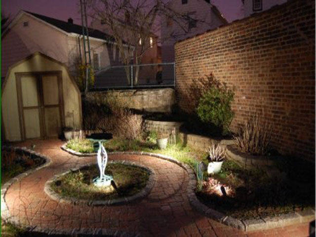 Personal Touch Landscape - Outdoor Lighting 01