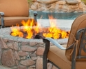 Outdoor Fireplace and Firepits 12