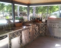 Personal Touch Landscape - Outdoor Kitchen 27