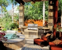 Personal Touch Landscape - Outdoor Kitchen 05