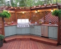 Personal Touch Landscape - Outdoor Kitchen 02