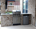 Personal Touch Landscape - Outdoor Kitchen 11