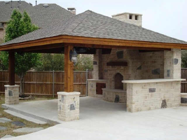 Personal Touch Landscape - Patio Cover 05